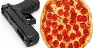 pizza gun