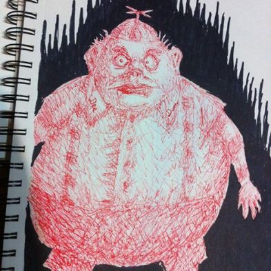 Image result for tweedle psycho